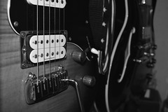 Humb perspectives (roccopossidente) Tags: guitar yamaha pacifica musical instruments flamed maple