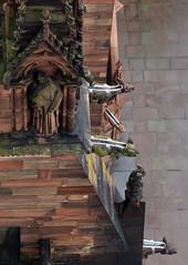 Strasbourg-2016-02-13-168 (Sambaphi) Tags: strasbourg alsace france cathdrale cathedral notredame gargouille gargoyle