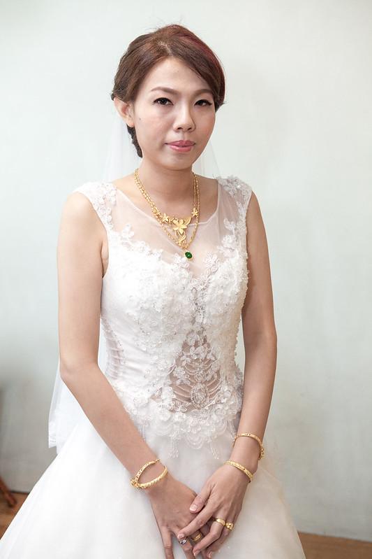 孟峰&梵齡 婚禮紀實-46