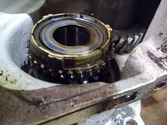 Synchro cone (37114) Tags: fairey overdrive land rover series 3 rebuild