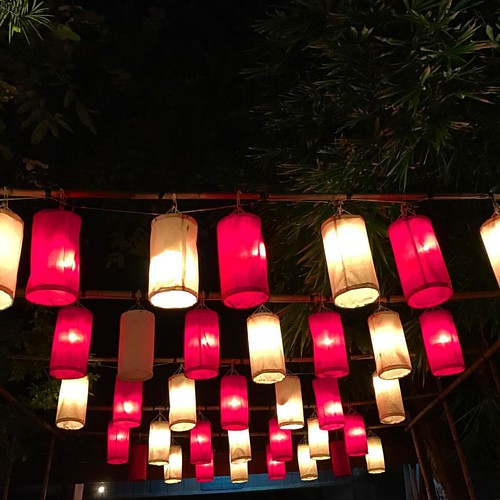 """It's your own lantern; don't poke holes in the paper."" - Chinese Proverb  #lanterns #lights #chiangmai #thailand #thaistyle #thailand #lantern #thailandtravel #thailandstyle #travel #adventure #explore #travelphotography #travelgram #neverstopexploring #"