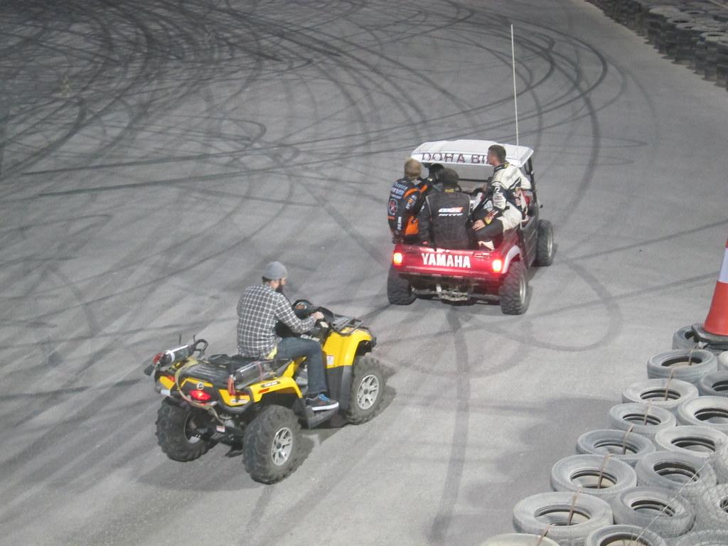 Formula D Qatar XDC Irwindale Mar 2011 174