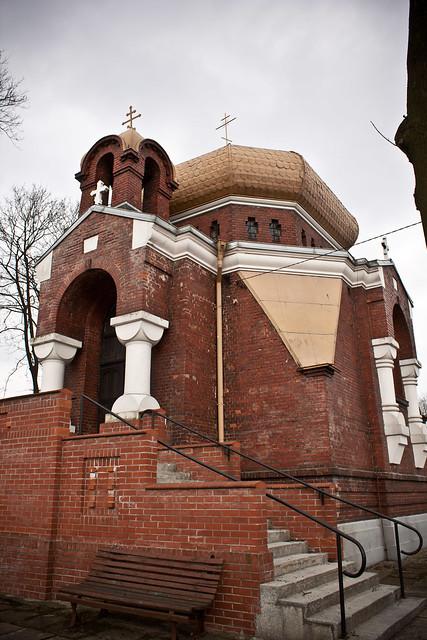 Cerkiew Zaśnięcia Najświętszej Marii Panny w Łodzi