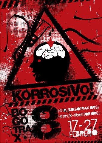 Bogotrax 2011 _ Festival em Bogota_Colombia
