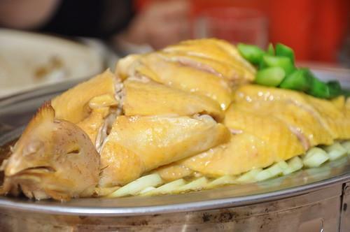 Wan Jia Restaurant Chicken