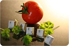 fresh (M@this) Tags: usa green apple water fruit germany tomato keyboard vegetable fresh parsley tomate frisch obst mathis vaihingenenz mthis frsh
