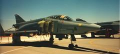 RF-4C 002 (John Lequerica) Tags: highrollers rf4c nevadaairnationalguard