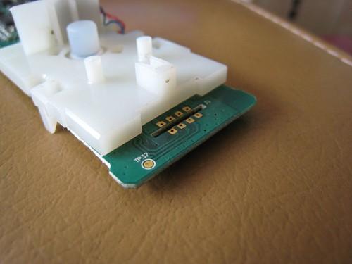 Strange Wiimote Camera on a daughter board 2