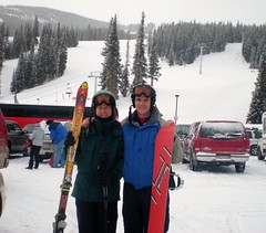 Eric & Dennis at Copper Mountain