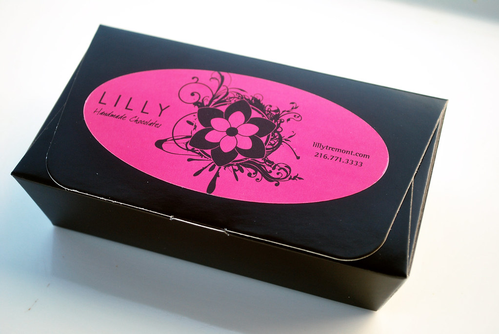 Lilly Chocolates Box