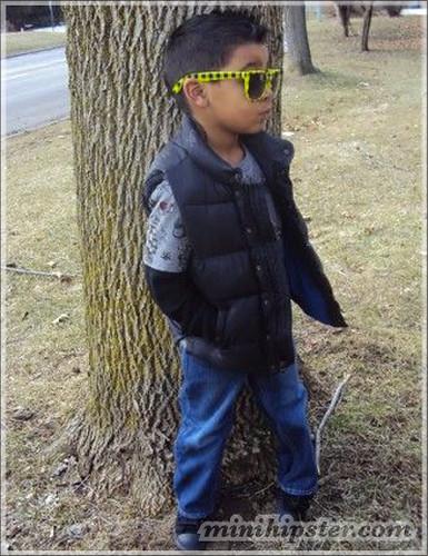 Jordan... MiniHipster.com: kids street fashion (mini hipster .com)