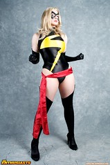 Ms. Marvel (BelleChere) Tags: chicago costume comic cosplay marvel warbird avengers bellechere c2e2 msmarvel