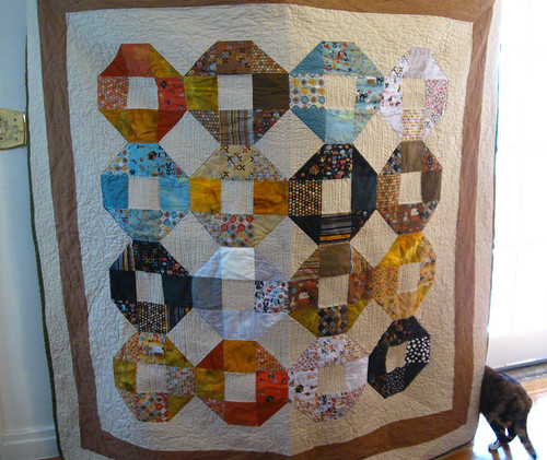 Brother's birthday quilt
