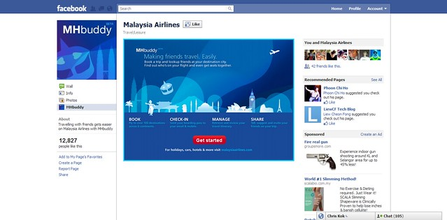 FB Malaysia Airlines