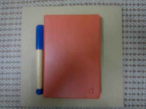 31032011-Qua Vadis Squared Notebook by Adibi