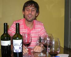 Mariano Braga y 2011 vinos