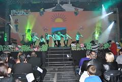 GALA (Carnaval Los Gigantes) Tags: carnival espaa reina spain tenerife carnaval gala acantilado spanien karneval losgigantes santiagodelteide