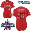 Los Angeles Angels of Anaheim #48 Torii Hunter Red Cool Base 2010 All Star Patch Jersey (Terasa2008) Tags: jersey losangelesangels 球员 cheapjerseyswholesale cheapmlbjerseys mlbjerseysfromchina mlbjerseysforsale cheaplosangelesangelsjerseys