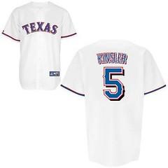 Texas Rangers #5 Ian Kinsler White Jersey (Terasa2008) Tags: jersey texasrangers 球员 cheapjerseyswholesale cheapmlbjerseys mlbjerseysfromchina mlbjerseysforsale cheaptexasrangersjerseys