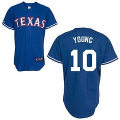 Texas Rangers #10 Michael Young Blue Jersey (Terasa2008) Tags: jersey texasrangers 球员 cheapjerseyswholesale cheapmlbjerseys mlbjerseysfromchina mlbjerseysforsale cheaptexasrangersjerseys