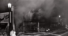 Harold Furniture 1315 Wilshire BLVD  11-23-1947 FF Travers Salvage 28 Fatality
