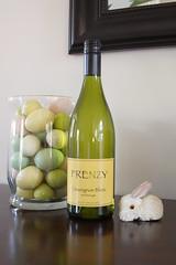 2009 Frenzy Sauvignon Blanc wine