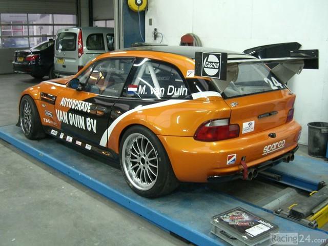 MVANDUIN S50B32 M Coupe Race Car