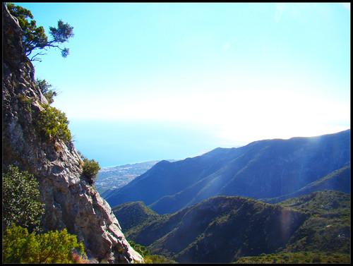 Pico de la cruz de Juanar (3)