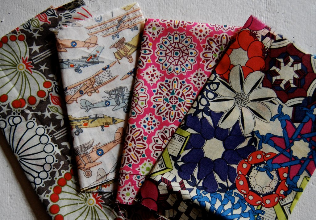 DQS10 Liberty fabrics from Amy Badskirt