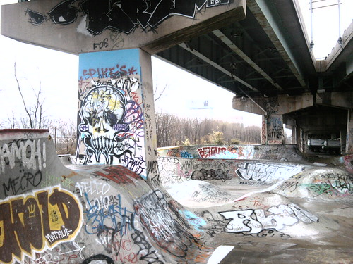 FDR Skatepark Philly