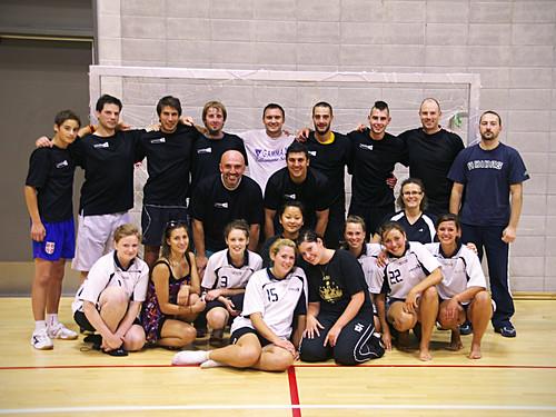 Auckland Handball Team