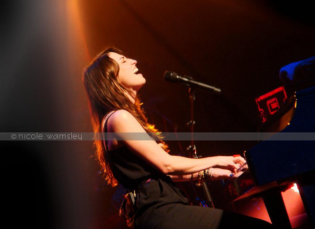 Sara Bareilles COPYRIGHT©Nicole Wamsley