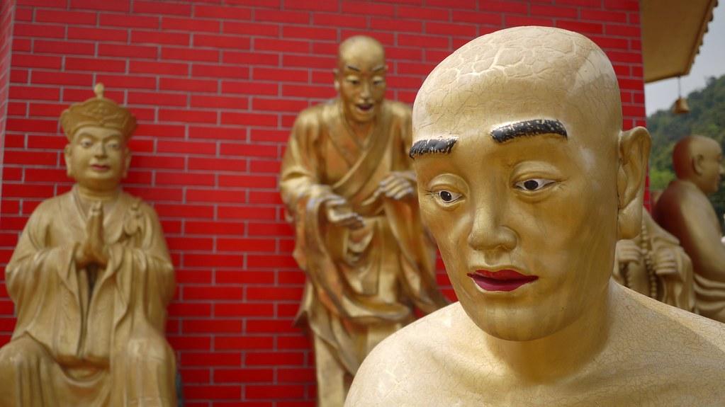 Hypnotic Buddha