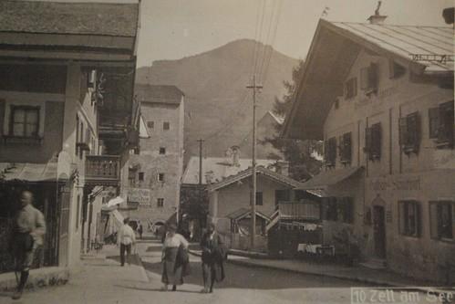Steinerwirt um 1920
