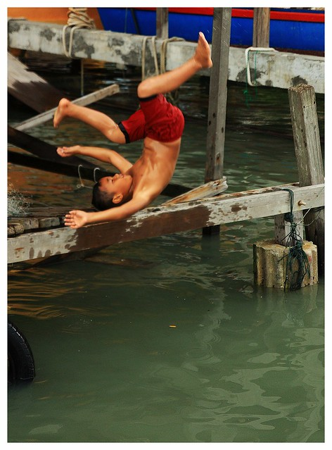 Jump! Jump! Jump!!!