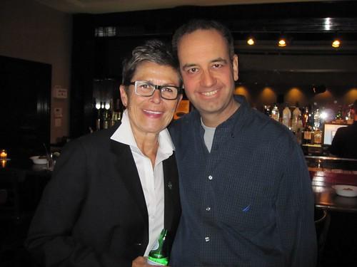 Kate Clinton, Bob Montgomery