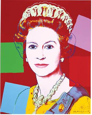 Warhol---Queen-Eliza_2 by MorCheebs