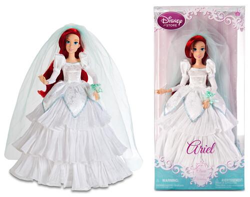 Once Upon A Wedding Spring 2011: Ariel & Cinderella - Disney Princesses