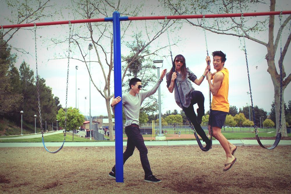Playground Love