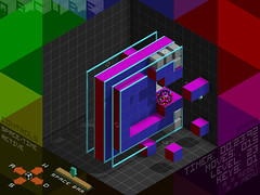 QBCUBE Screenshot - Level 23 - The Wheel of Time
