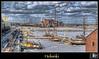 Sail away, but not today... / Si salpa, ma non oggi... (Fil.ippo) Tags: cold ice harbor helsinki porto freddo hdr filippo ghiaccio d5000