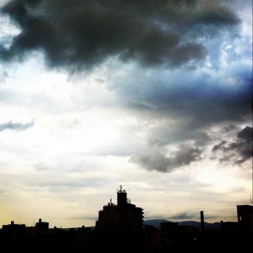 今日の写真 No.215 – 昨日Instagramへ投稿した写真(2枚)/iPhone4、CAMERAtan