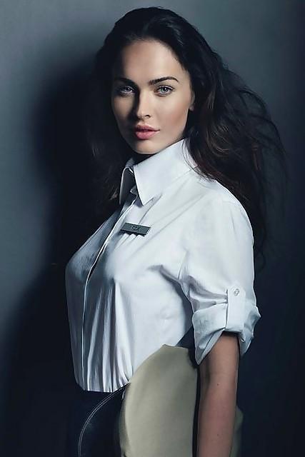 Megan Fox by xoImaRoyalPainox
