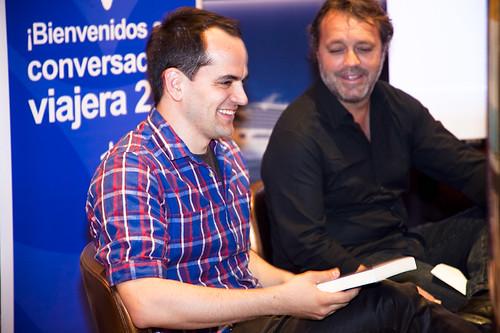 Paco Nadal y Marc Serena.