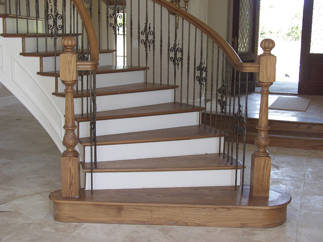 Beau Cheap Stair Parts (102) (cheap Stair Parts) Tags: Stairtreads Ironbalusters  Stairparts