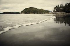 lifes a beach. (kvdl) Tags: beach march spring britishcolumbia springbreak tofino westcoast lowangle canonef35mmf14lusm tonquinbeach kvdl