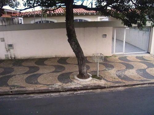 wave sidewalk