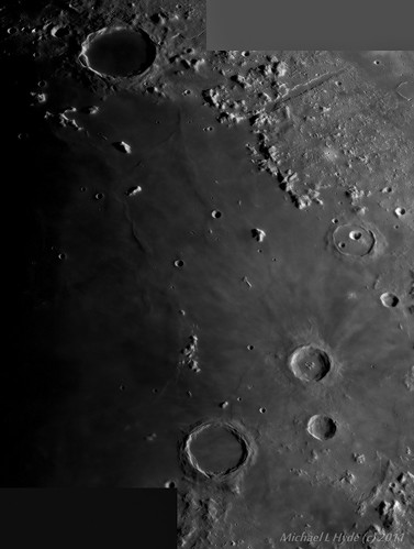 From Hadley Rille to Plato 120411 by Mick Hyde
