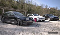 R32 Turbo - Scirocco - Golf 4 (Christoph Lorenz Photography) Tags: pink white black vw golf volkswagen high hp power dynamic wheels ps turbo 500 met audi range vag r32 scirocco haunold