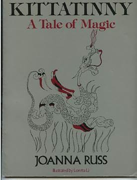 Kittatinny: A Tale of Magic, photo via fantasticfiction.co.uk
